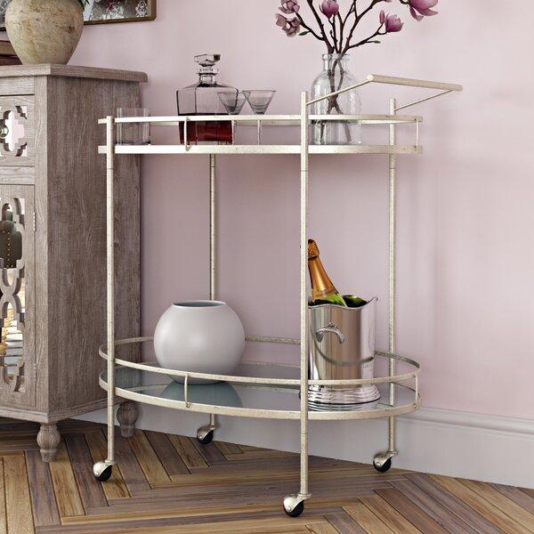 Marcela Bar Cart by Willa Arlo Interiors Willa Arlo Interiors