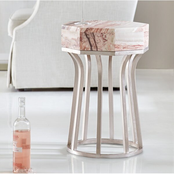 Melange Mary End Table by Hooker Furniture