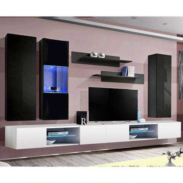 FLYEF5 Floating Entertainment Center For TVs Up To 70
