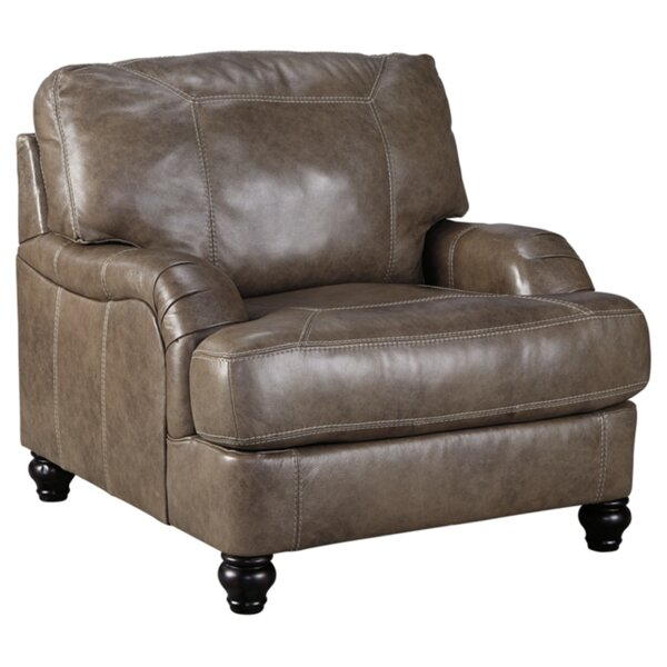 McDonald Club Chair by Darby Home Co