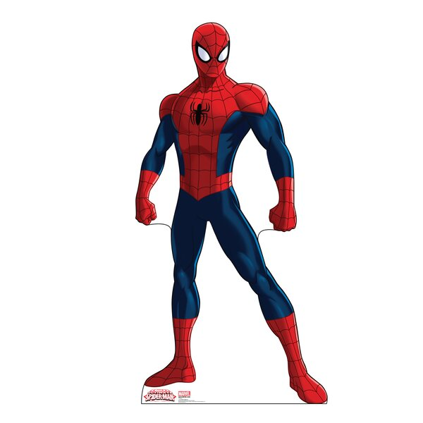 Spider-Man - Ultimate Spider-Man Cardboard Standup by Advanced Graphics