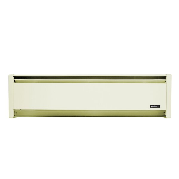 Softheat Hydronic Electric Convection Baseboard Heater by Cadet