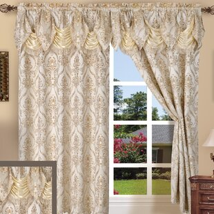 Holiday Living Room Curtains | Wayfair