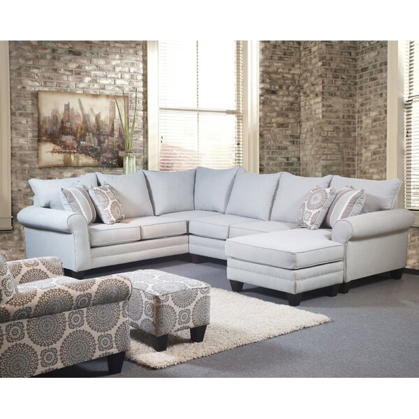 Driggers Sectional by Red Barrel Studio