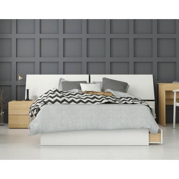 Layden Platform 2 Piece Bedroom Set by Ebern Designs