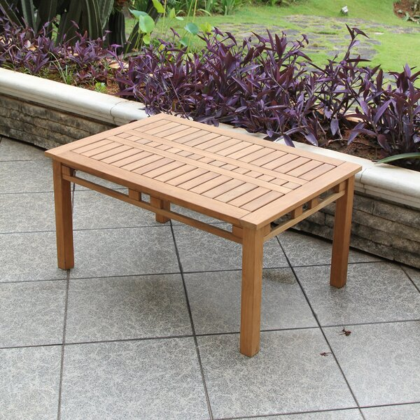 Teak Coffee Table by Birch Lane™