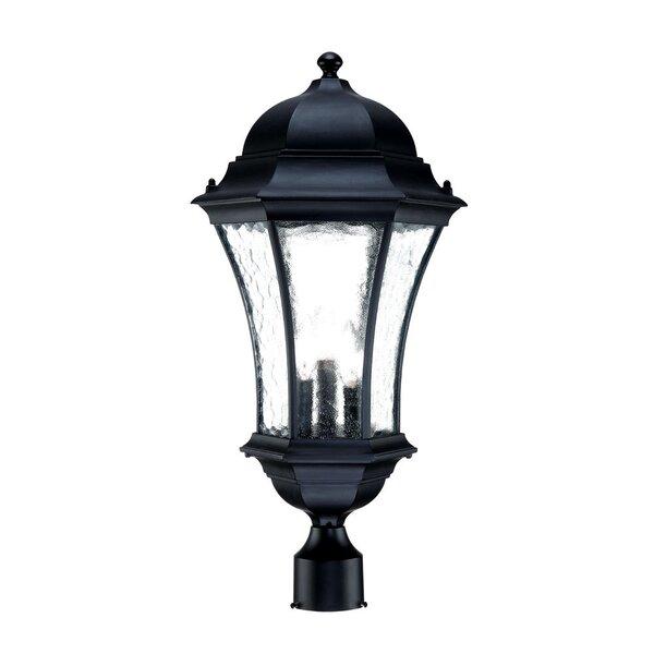 Prestbury Outdoor 3-Light Lantern Head by Charlton Home