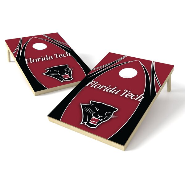 NCAA Florida Tech Panthers Cornhole Game Set by Tailgate Toss