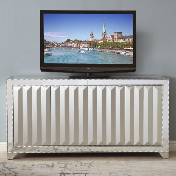 Menges TV Stand For TVs Up To 78