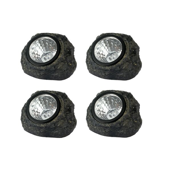 1 Light LED Pathway Light (Set of 4) by efactorytomedotcom