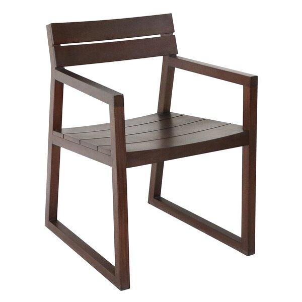 Aviva Patio Dining Chair by Bay Isle Home
