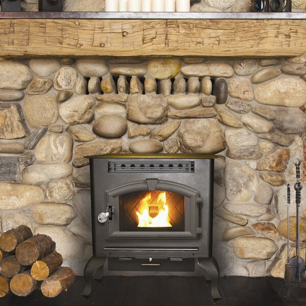 2,000 sq. ft. Pellet Stove by United States Stove Company