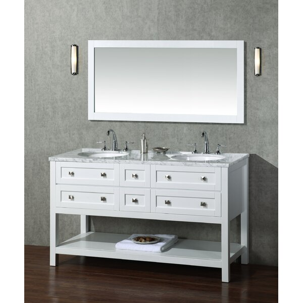 Whaley 60 Double Bathroom Vanity Set by Brayden Studio