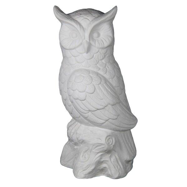 Ceramic Owl Figurine by Privilege