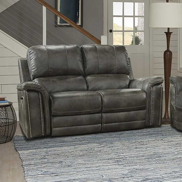 Yoan Reclining Loveseat By Winston Porter