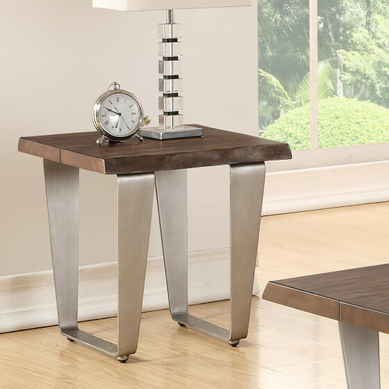 Koffler End Table By Ivy Bronx