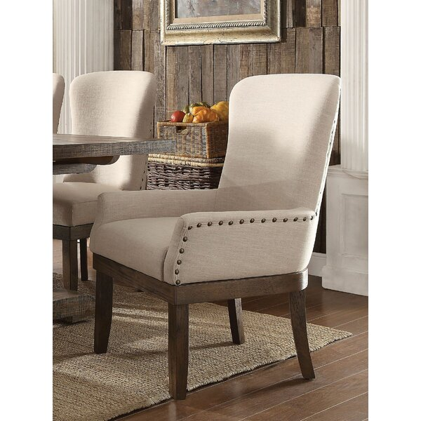 Bellefonte Upholstered Dining Chair by Ophelia & Co.