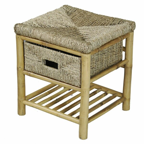 Elmira Bamboo Accent Chest by Bay Isle Home Bay Isle Home
