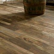 Architectural Remnants 7 x 47.83 x 12mm Oak Laminate Flooring in Old Original Dark by Armstrong Flooring