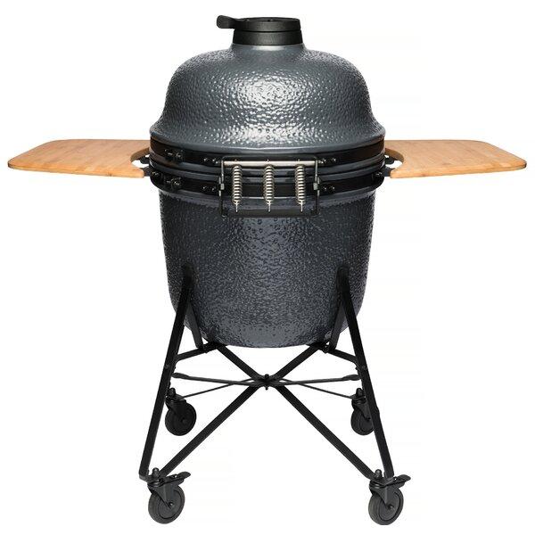 21 Kamado Charcoal Grill by BergHOFF International