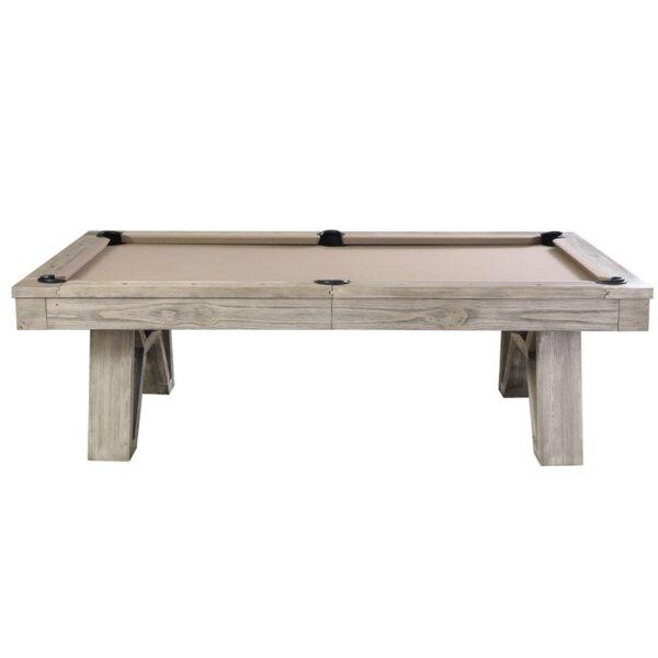 Corbin Slate 8' Pool Table by Plank & Hide