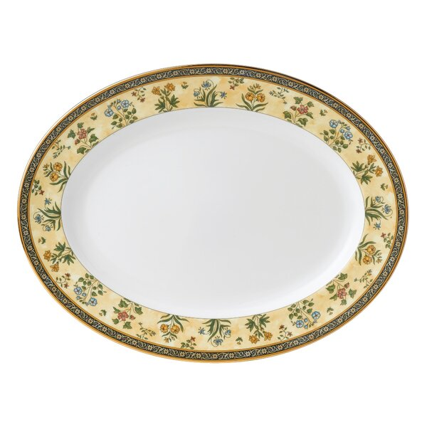 India Oval Platter by Wedgwood