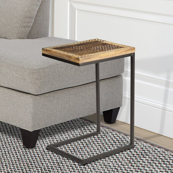 Branan C Table End Table By Bloomsbury Market