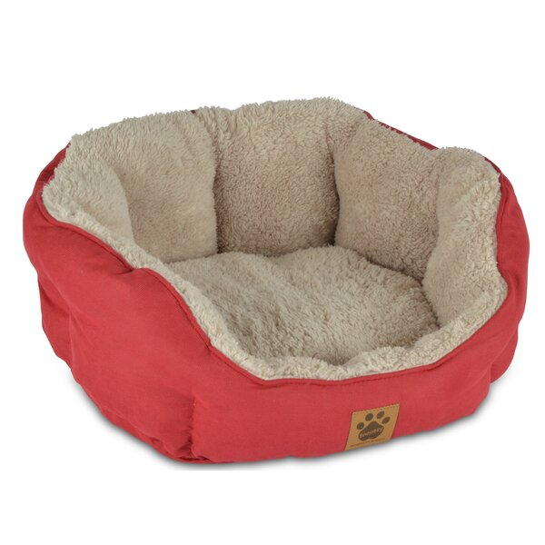 Clamshell Dog Bed by Precision Pet Products