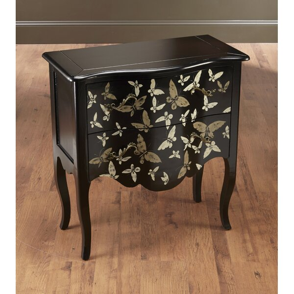 Weymouth 2 Drawer Accent Chest