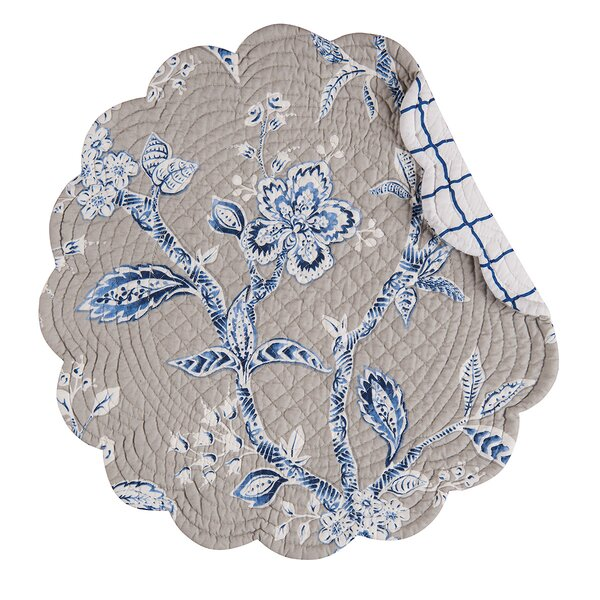 Annabelle 17 Placemat (Set of 6) by C&F Home