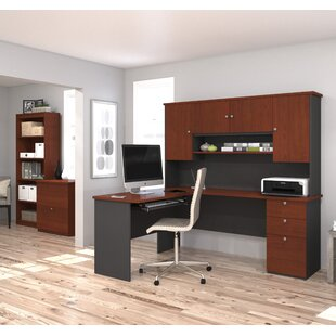 Independence 3 Piece L-Shape Desk Office Suite