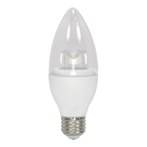 4.5W E12/Candelabra LED Light Bulb by Satco