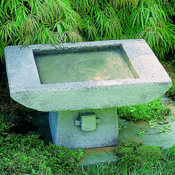 Kyoto Birdbath by Campania International