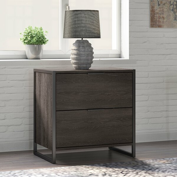 Atria 2 Drawer Lateral Filing Cabinet