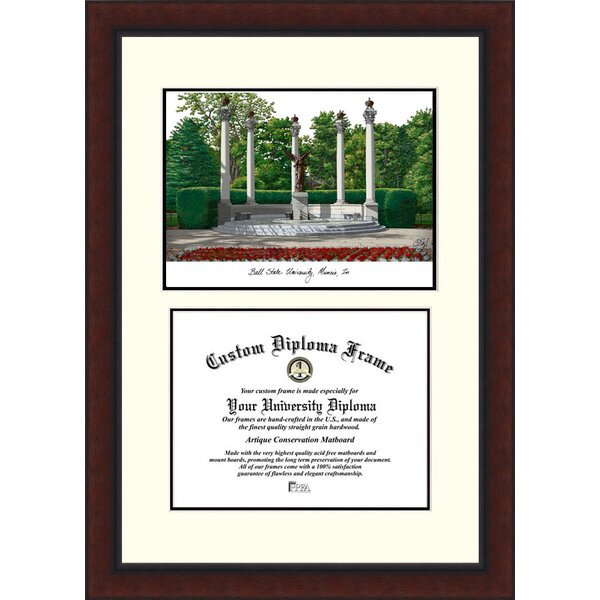 NCAA Legacy Scholar Diploma Picture Frame by Campus Images