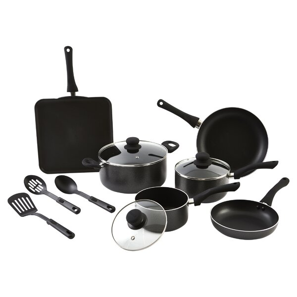 12 Piece Non-Stick Cookware Set by IMUSA