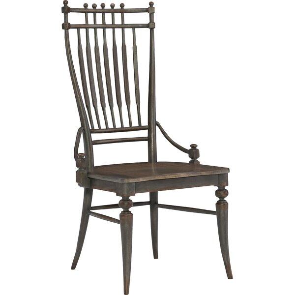 Arabella Windsor Dining Chair (Set of 2) by Hooker Furniture Hooker Furniture