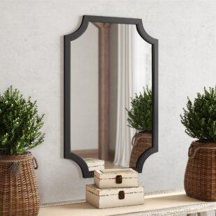 36 x 36 framed mirror silver leaf quickview 24 36 framed mirror wayfair