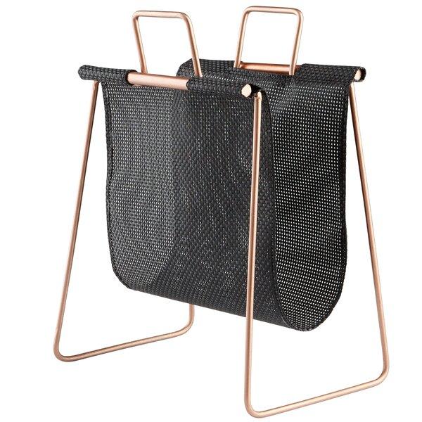 Handle It Magazine Rack by Cyan Design