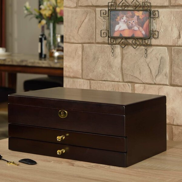 Braden Watch Box by Wildon Home ®