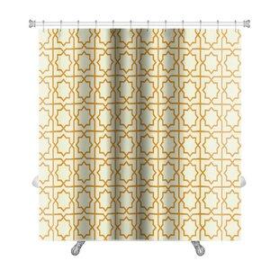 Primo Arabic Premium Shower Curtain ByGear New