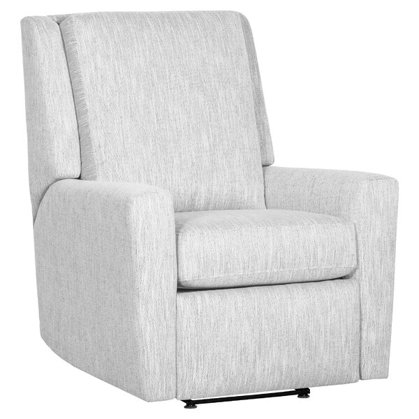 Leather Manual Recliner by Fairfield Chair Fairfield Chair