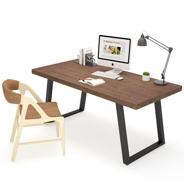 Landwehr Solid Wood Desk