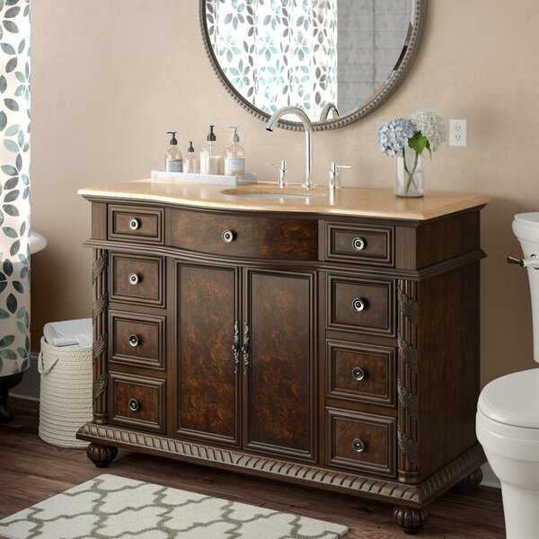 Tammi 48 Single Bathroom Vanity Set by Fleur De Lis Living