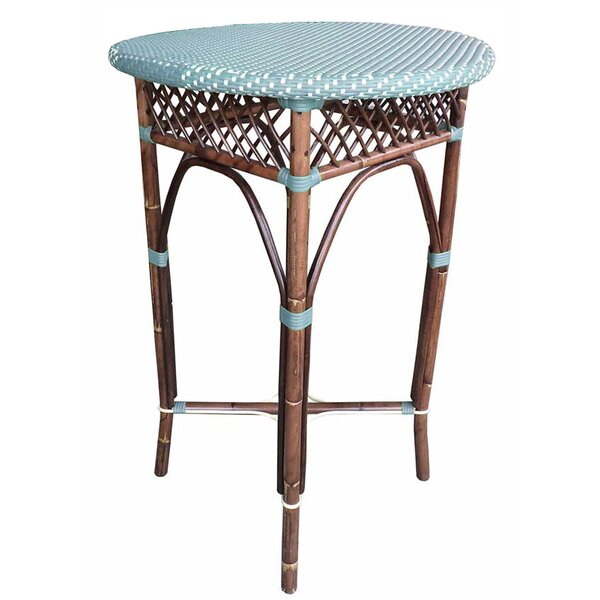 Paris Bistro Bar Table by Padmas Plantation