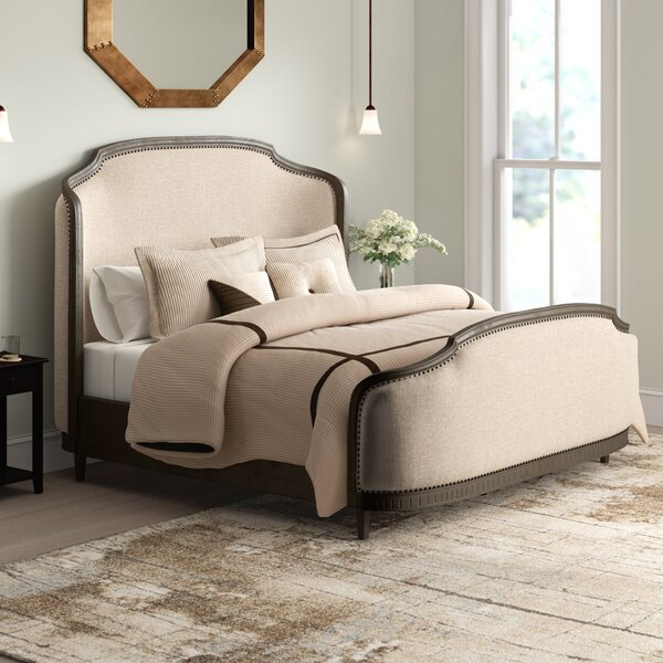 Corsica Upholstered Panel Bed by Hooker Furniture