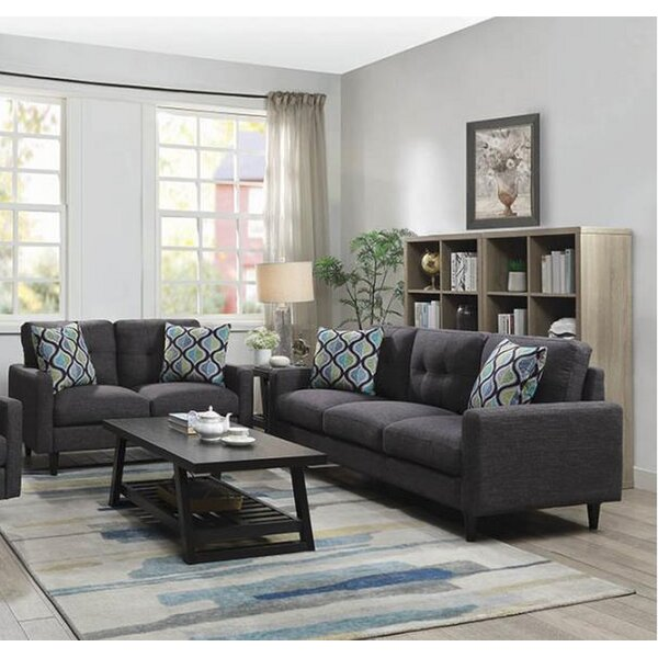 Lainey 2 Piece Living Room Set by Ivy Bronx