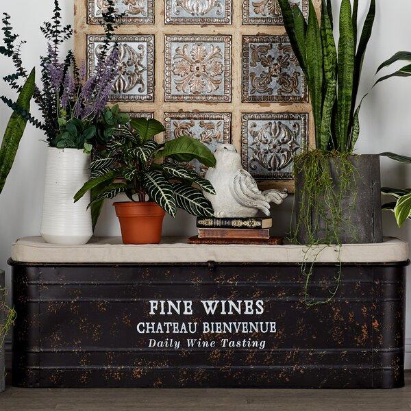 Tyus Fabric Storage Bench by Ophelia & Co.