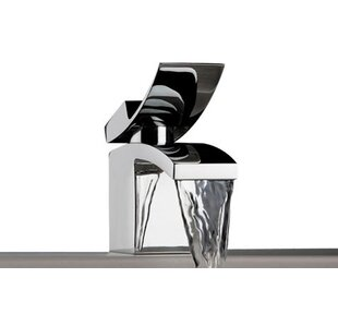 Quarto Single Hole Waterfall Bathroom Faucet with