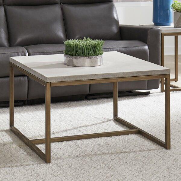 Towerside Geometric Coffee Table By Mercer41
